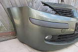 Бампер передний для Renault Modus, фото 10