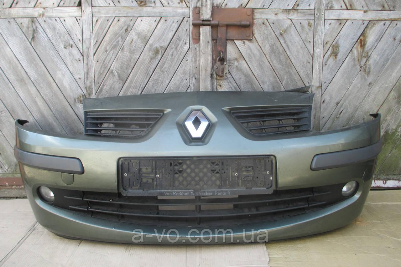 Бампер передний для Renault Modus