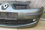 Бампер передний для Renault Modus, фото 4