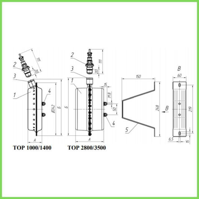 генератор ТОР 1000