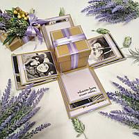 Коробка подарункова для грошей, фото 1