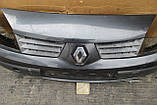 Бампер передний для Renault Scenic 2, фото 7