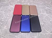 Кожаный чехол-книжка Elegant для Xiaomi Redmi 6A (4 цвета)