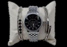 Часы Серо-чёрные
