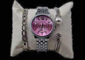 Часы Серо-фиолетовые