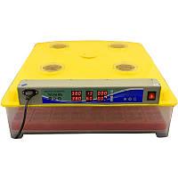 Инкубатор для 63 яиц автоматический пластиковый, фото 1