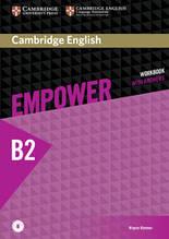 Робочий зошит Cambridge English Empower B2 Upper-Intermediate WorkBook + key + Downloadable Audio