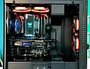 "Игровая сборка ""Dark Horse"" i7  8700K / Z370 / GTX 1080 Ti / DDR4 32GB / SSD M.2 256GB / SSD 960GB / 750W Б/У, фото 2"