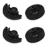 Шестерни в серводвигатель дроссельной заслонки BMW 6 E63 E64 M6 S65 S85 4 шестерни на два серводвигателя