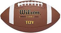 Мяч для американского футбола Wilson TDY Composite Youth Football SS14 (F1714X/WTF1714X)