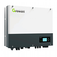 Гібридний інвертор Growatt Hybrid SPH5000 на 5 кВт