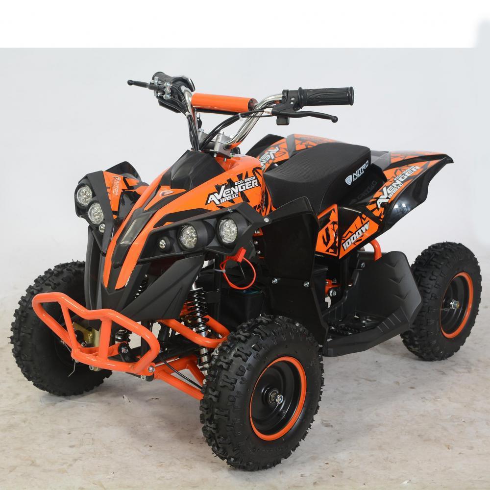 Квадроцикл HB-EATV1000Q-7ST оранжевый BAMBI
