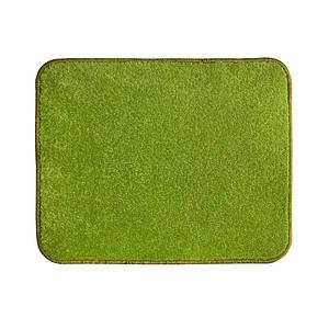 Двусторонний коврик с подогревом, электрический Теплик 50 х 40 см Зеленый