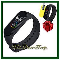 Новый фитнес-браслет Mi Band 4 + защитная пленка в ПОДАРОК! xiaomi mi band4 аналог