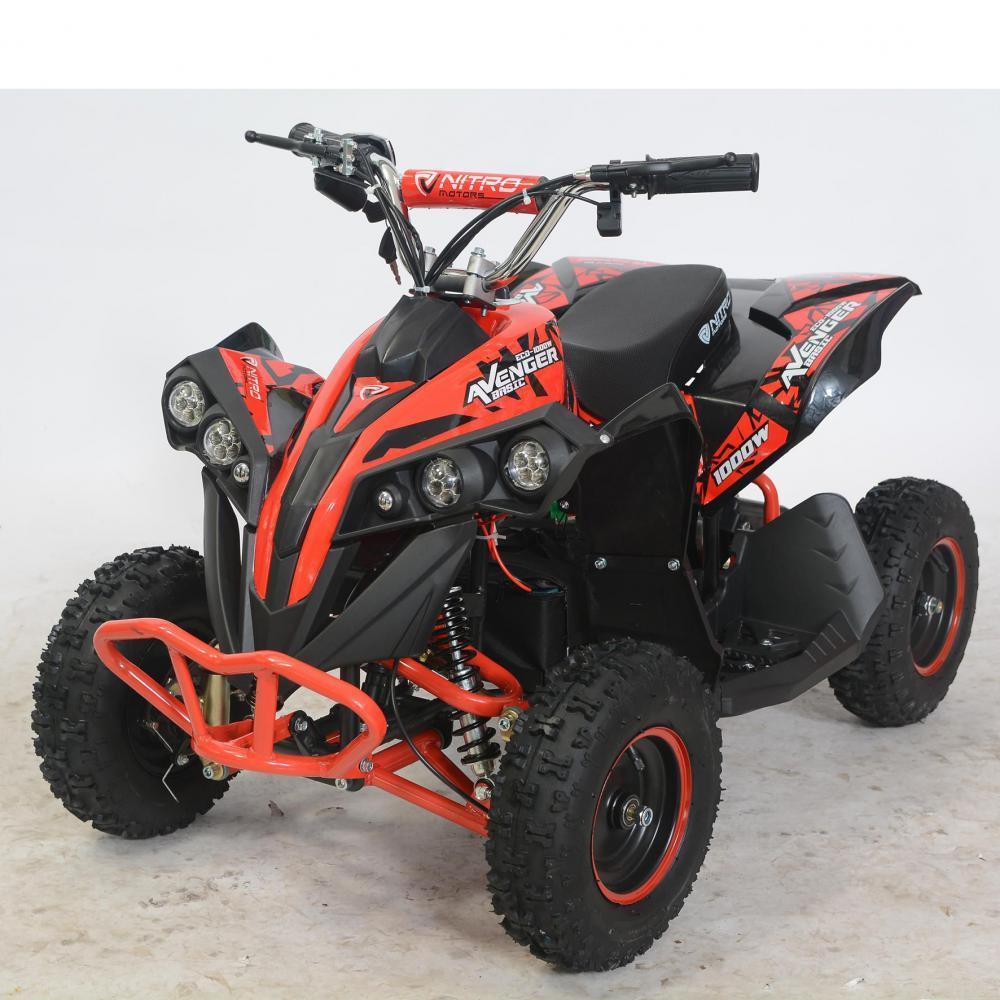 Квадроцикл HB-EATV1000Q-3ST красный BAMBI