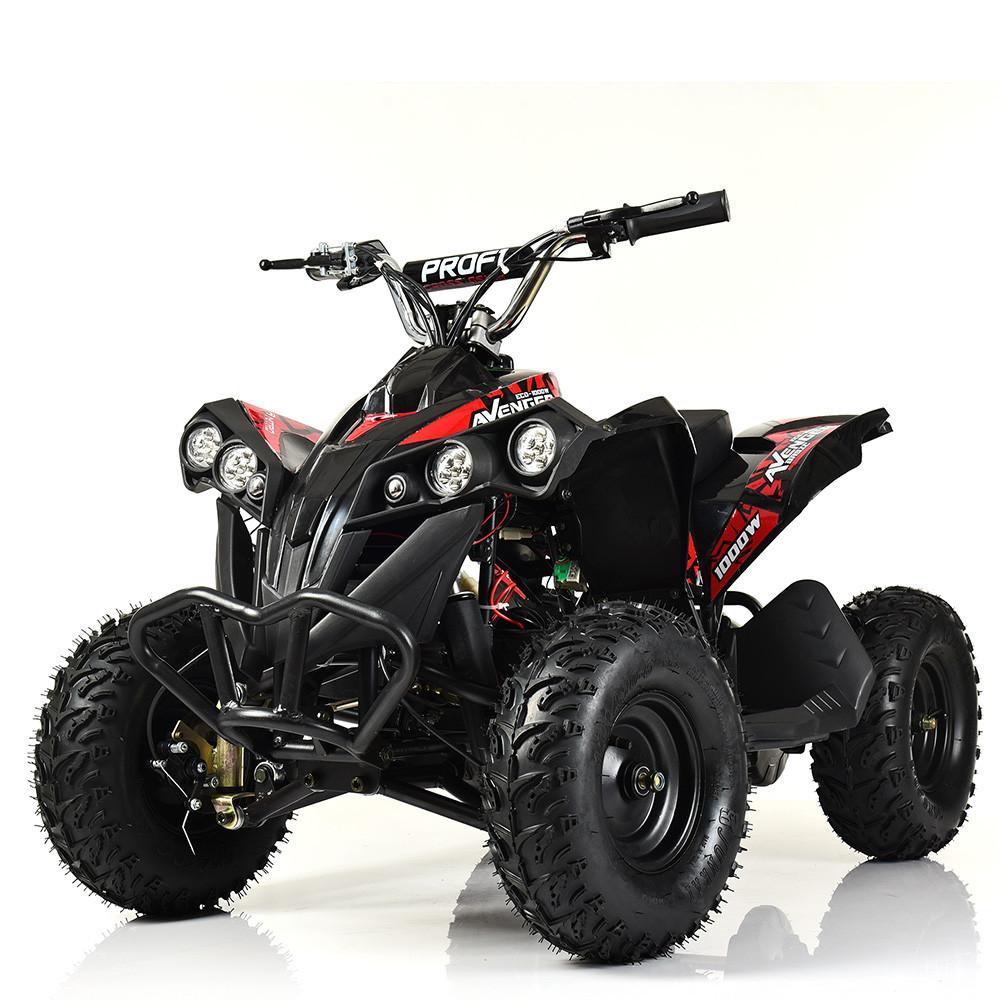 Квадроцикл HB-EATV1000Q-2ST черный BAMBI
