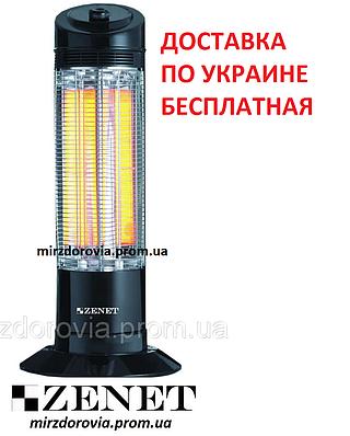 Кварцевый обогреватель ZENET Zet-513