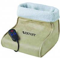 Массажер-электрогрелка для ног  ZENET ZET-760