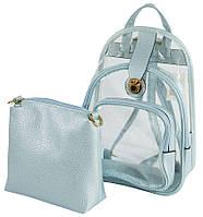 Рюкзак из прозрачного ПВХ 1000 микрон TMB-261