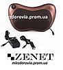 Массажная подушка с инфракрасным подогревом ZENET ZET -727, фото 2