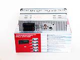 Автомагнітола Pioneer 1085 ISO Знімна панель USB+SD+FM+пульт (4x50W), фото 6