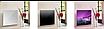 Керамический обогреватель  КАМ-ИН с терморегулятором 475 Вт цветной, фото 4