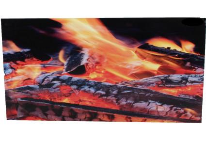 Керамический обогреватель КАМ-ИН Easy heat 525 Вт, цветной