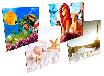 Керамический обогреватель КАМ-ИН Easy heat 950 Вт, цветной, фото 4