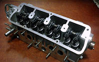 Головка блока цилиндров в сборе Lanos Ланос 1.4 АвтоЗаЗ