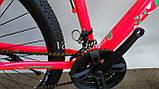 Велосипед женский дамский алюминиевый Oskar Scarp 27,5, фото 5