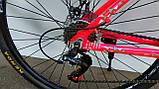 Велосипед женский дамский алюминиевый Oskar Scarp 27,5, фото 6