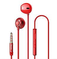 Гарнитура для телефона Baseus Encok H06 Red