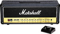 Rental of sound equipment:Marshall JCM 2000 DSL 100