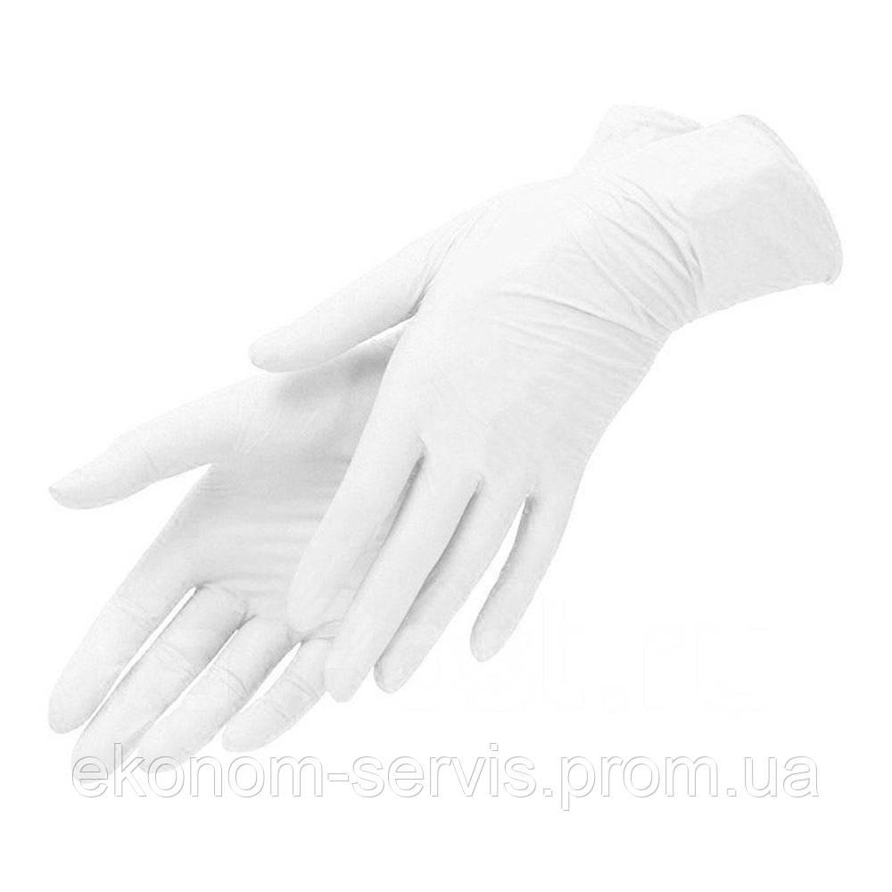 """Перчатки медицинские IGAR латексные, припудреные XS, 100 шт. - купить по лучшей цене в Одессе от компании """"Эконом Сервис"""" - 1026223629"""