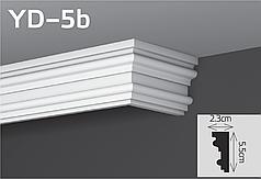 Карниз скрывающий YD-5b 5,5х2,3см YUM Decor