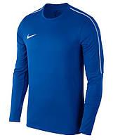 Кофти та светри чоловічі TEAM-каталог Кофта тренировочная Nike Park 18 Crew Top Training AA2088-463(05-05-22-03) L, фото 1
