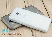 Оригинальный силиконовый чехол Harber для Meizu M3 Note