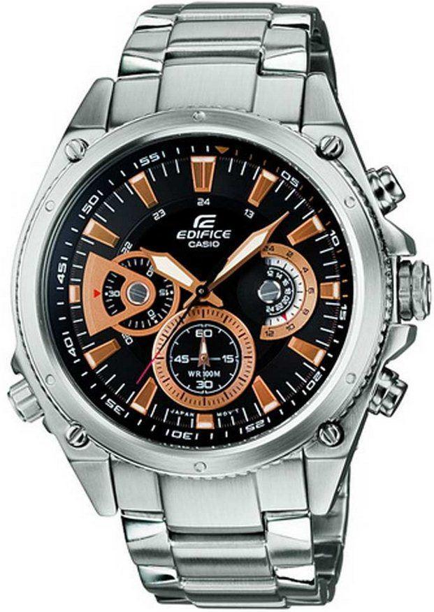 Часы CASIO EF-536D-1AVEF