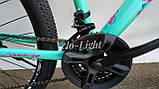 Велосипед женский алюминиевый Oskar Scarp 27,5 колёса, фото 5