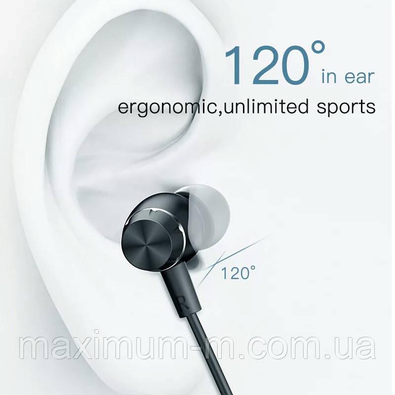 Оригінальні Bluetooth навушники гарнітура Baseus Encok S09 Red - фото 8