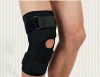 Шарнирный ортез для коленного сустава М (обхват колена 37-38см)   101С