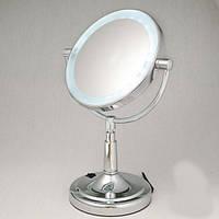 Косметическое зеркало Olivia с подсветкой