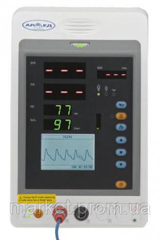 Монитор прикроватный многофункциональный медицинский Armed PC-900sn