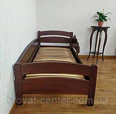 """Кровать с бортиком """"Марта"""" (90х190\200) итальянский орех, фото 3"""