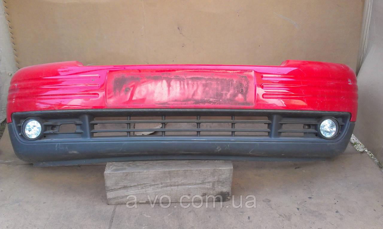 Бампер передний для Seat Arossa 1997-2000