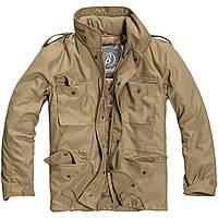 Куртка Brandit M65 Standard 3108 XXL Camel (Brandit-3108-camel-XXL)