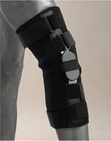 Шарнирный ортез для коленного сустава двоосевой  0°-110° S (окружность колена 35-36см)   001C