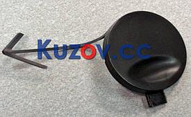 Заглушка буксировочного крюка переднего бампера Kia Sportage '10-15 (Mobis) 865173U000