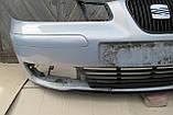 Бампер передний для Seat Ibiza 3, фото 5