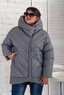 Зимові Куртки Пуховики Fodarlloy Фабрика Китай Розміри 48/50 -54/56 в наявності. ОПТ і Роздріб, фото 2